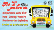 Pet-a-palooza Road Show