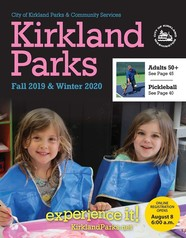 Fall 2019/ Winter 2020 Parks Recreation Programming Guide
