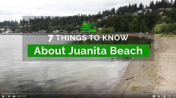 Juanita Beach Closure Video Cover
