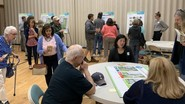 132nd Square park workshop open house