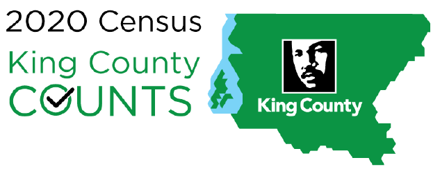 king county counts 2020 Census