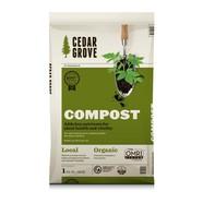 bag of cedar grove compost