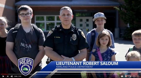 lieutenant rob saloum
