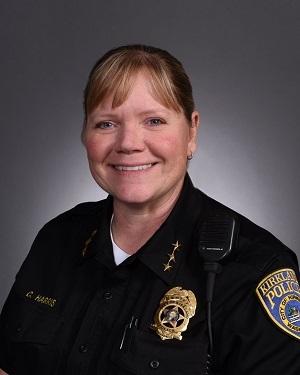 Chief Cherie Harris