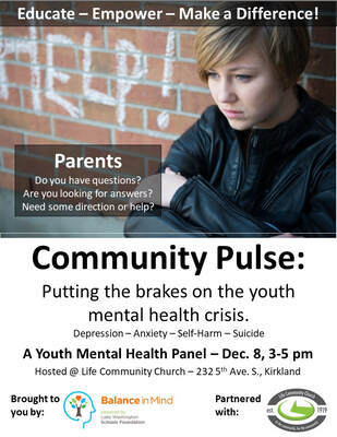 youth mental health panel