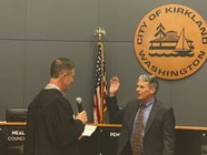 Judge John Olson confirmation