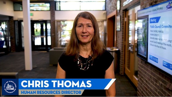 Chris Thomas, Human Resources Director