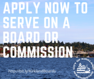 Apply to Serve on a Board or Commission