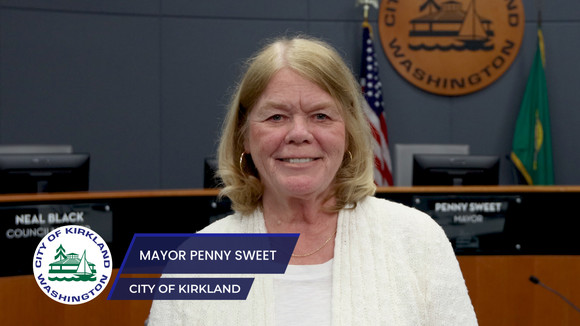 Image of Mayor Penny Sweet for Mayor's Message for March 4