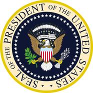 Presidential logo