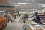 Grocery store image