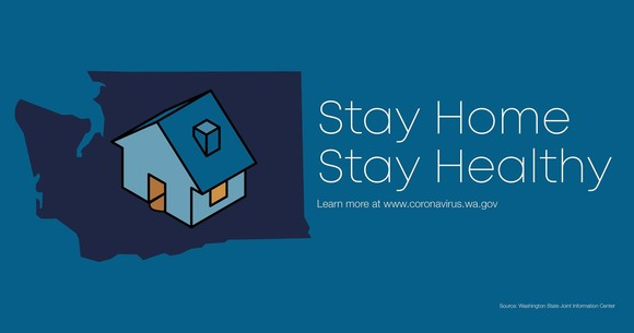 Stay home stay healthy image