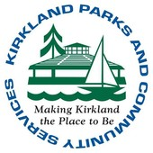 Kirkland Parks and Community Services Logo