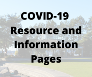 COVID-19 resources and information image
