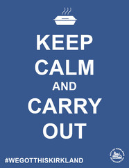 Keep Calm and Take Out vertical