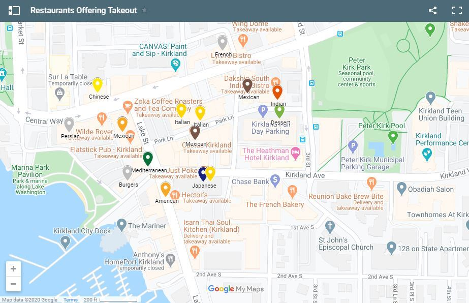 Startup 425 Map image