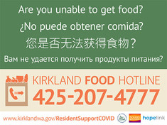 Food hotline image
