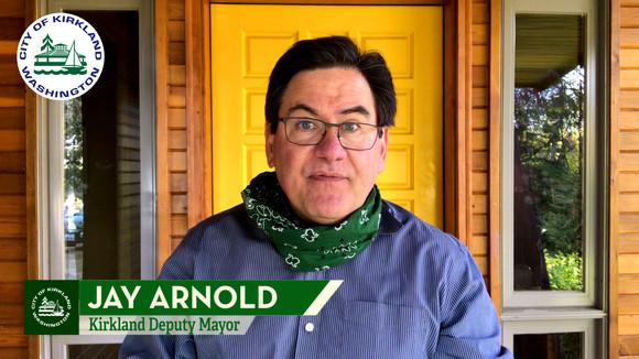 Still image for Deputy Mayor Jay Arnold video