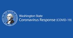Washington State Coronavirus Response Logo