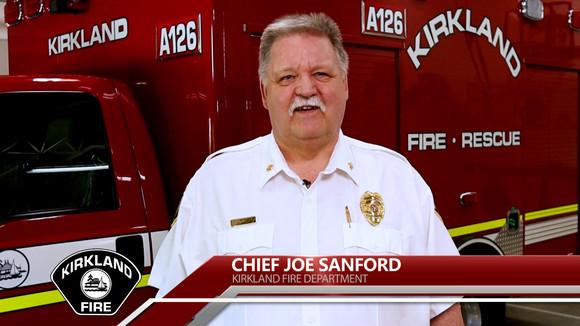 Chief Joe Sanford image