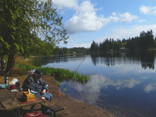 Public Health Seattle King County fishing image
