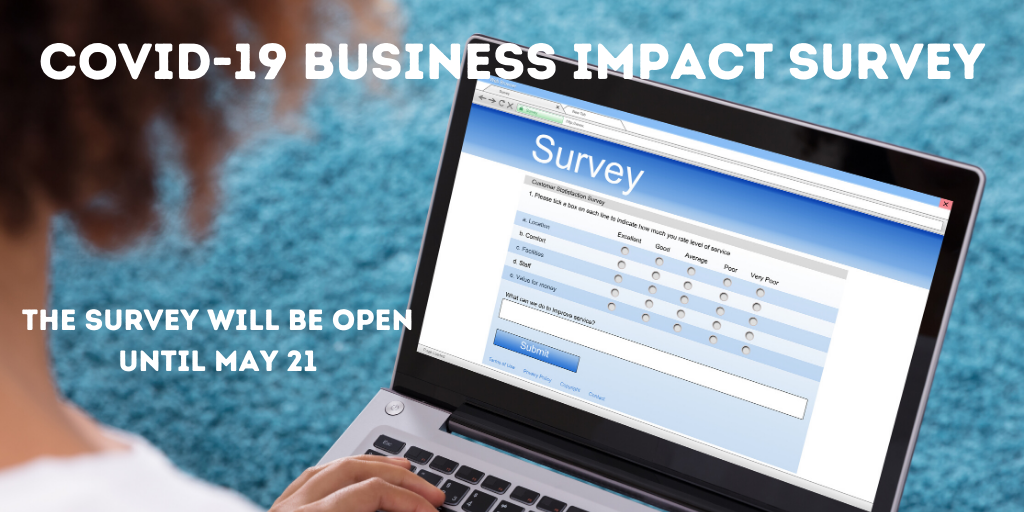 COVID-19 business survey image