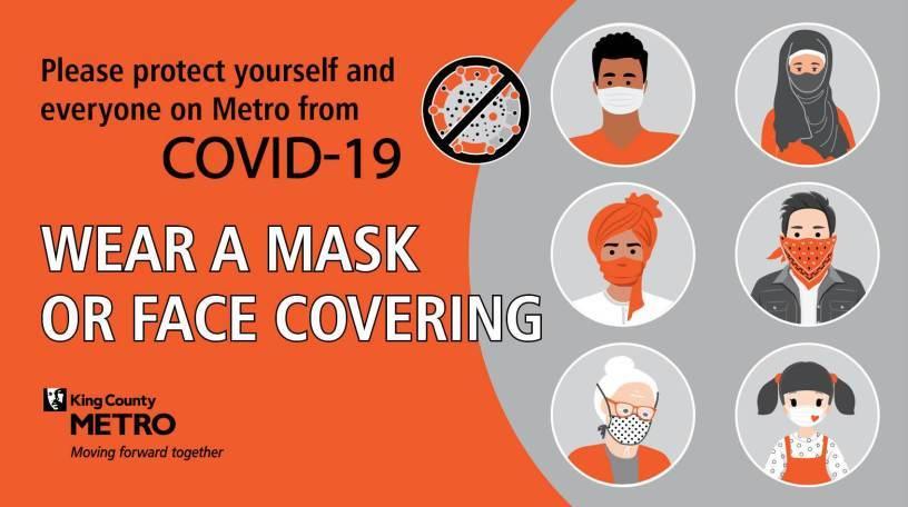 Metro mask image