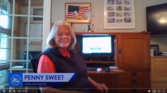 Census video with Mayor Sweet