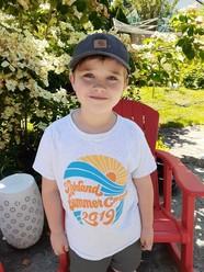 Parks summer camp t-shirt image