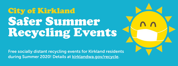 Safe Summer Recycling