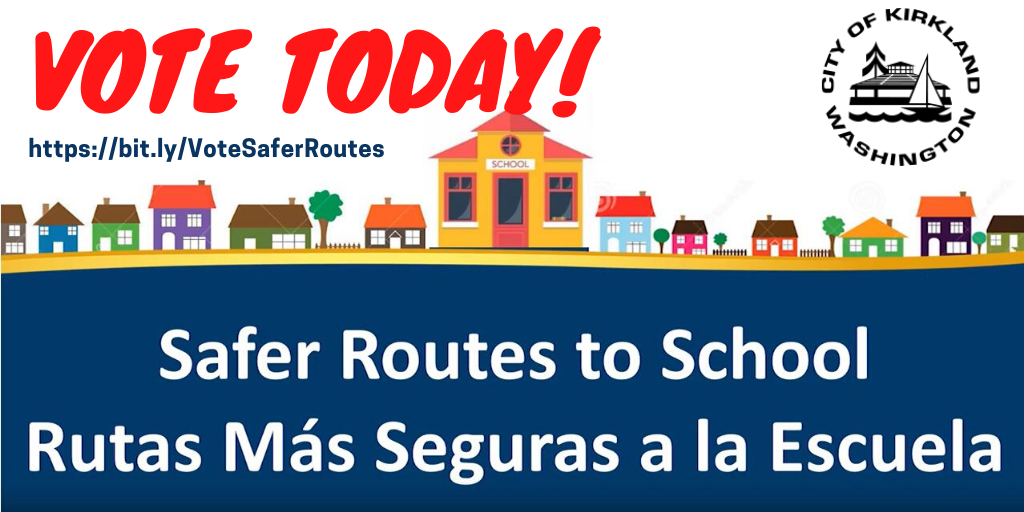 Safer Routes to School image