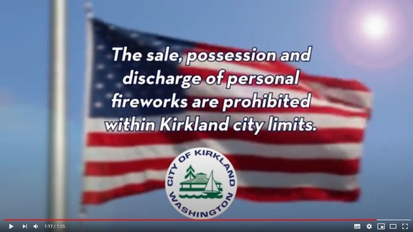2020 4th of July video image