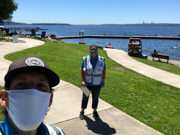 Parks ambassadors
