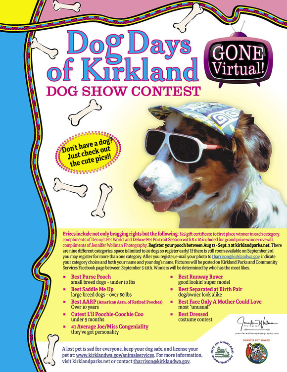 Dog Days of Kirkland