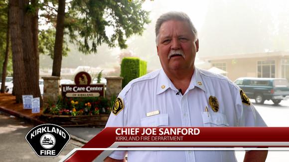 Chief Sanford