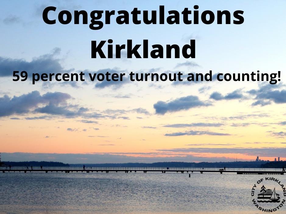 Congrats Kirkland