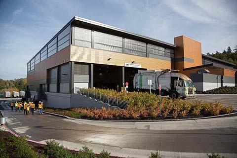 Factoria transfer station