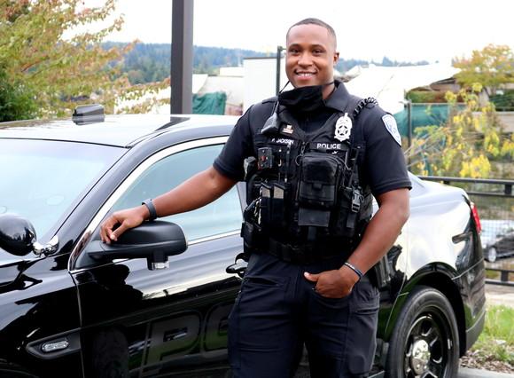 Officer P Jackson