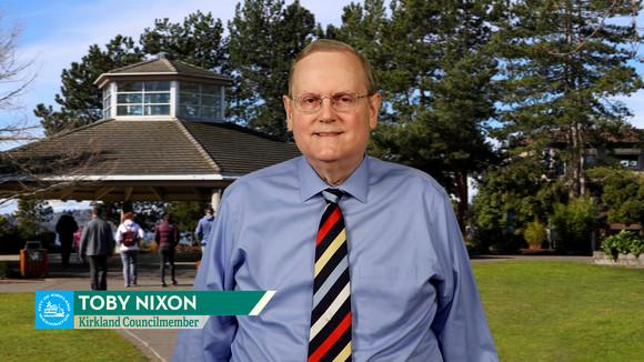 Councilmember Nixon still for Budget video