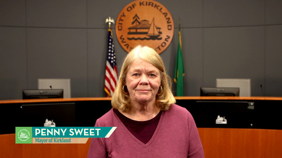 Mayor Sweet still
