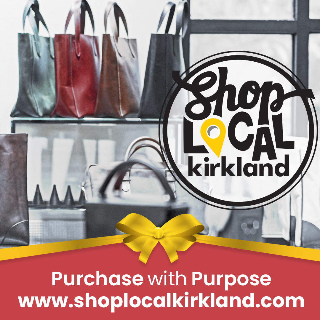 Shop Local Kirkland for Gifts