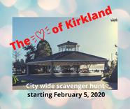 Love of Kirkland Scavenger