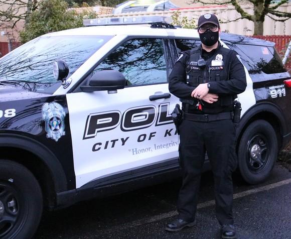 Officer Plourd