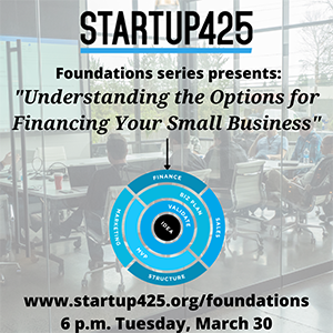 Startup425 Foundations Small Business Seminar Series