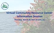 Community Resource Center Event