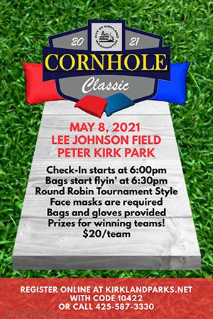 Cornhole Classic Tournament on May 8
