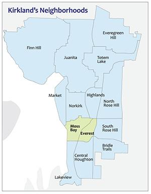 Moss Bay and Everest Neighborhood Plans