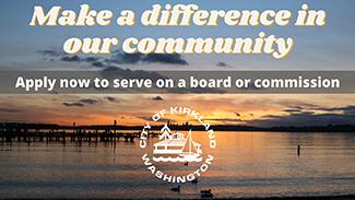 Apply for a City Advisory Board Position May 4
