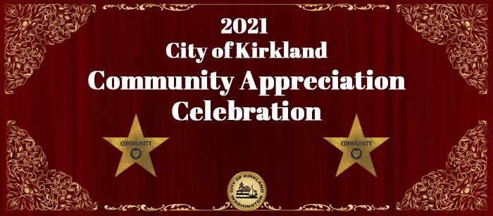 Kirkland Appreciates Volunteers