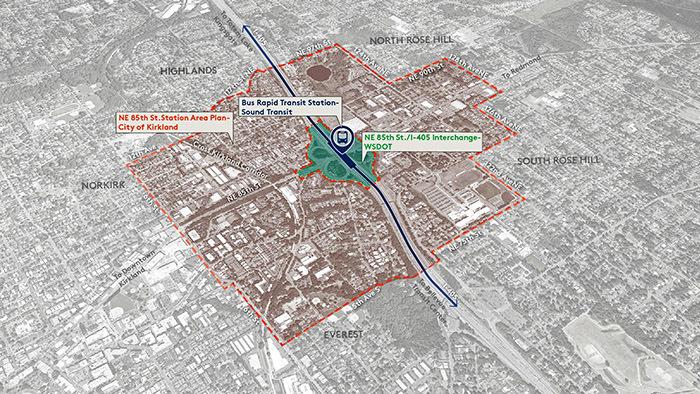 NE 85th St. Station Area Plan Listening Session